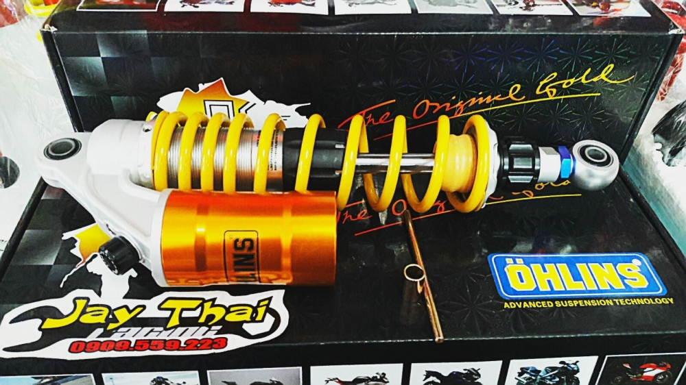 Phuoc OHLINS made in THAILAND - 3