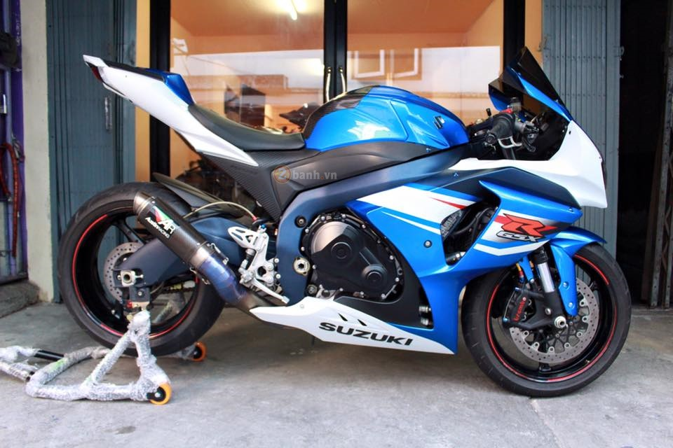 Suzuki GSXR1000 do don gian nhung day chat luong