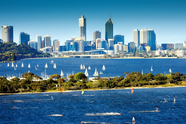 Ve may bay gia re du lich Perth - 2