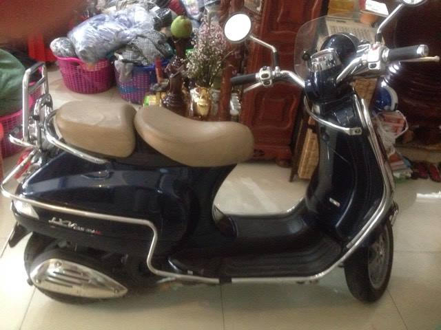 TAN BINH Can ban Vespa LXV 3V ie doi 2014 BSTP