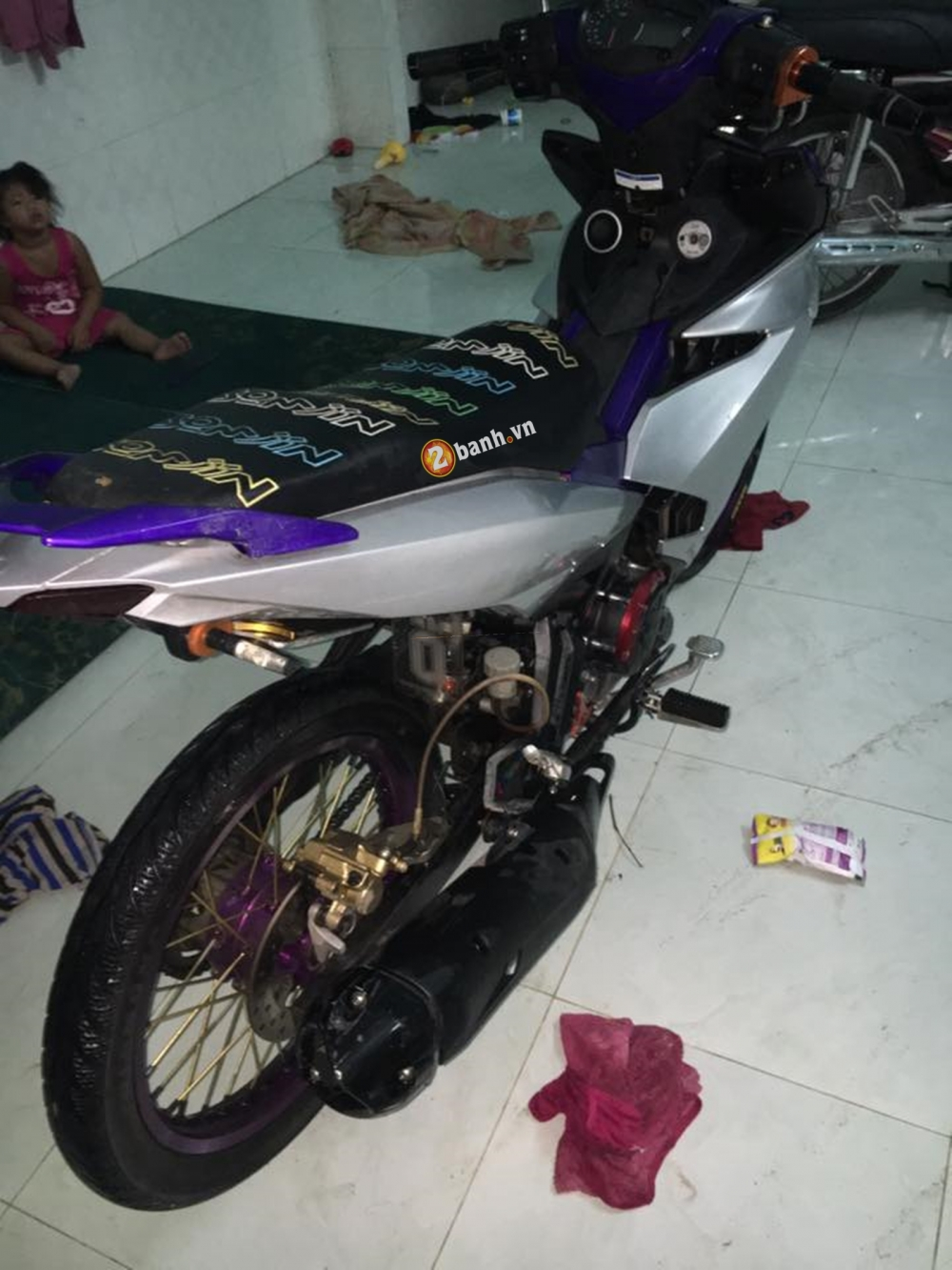 Exciter 150 don nhe cung banh cam - 3
