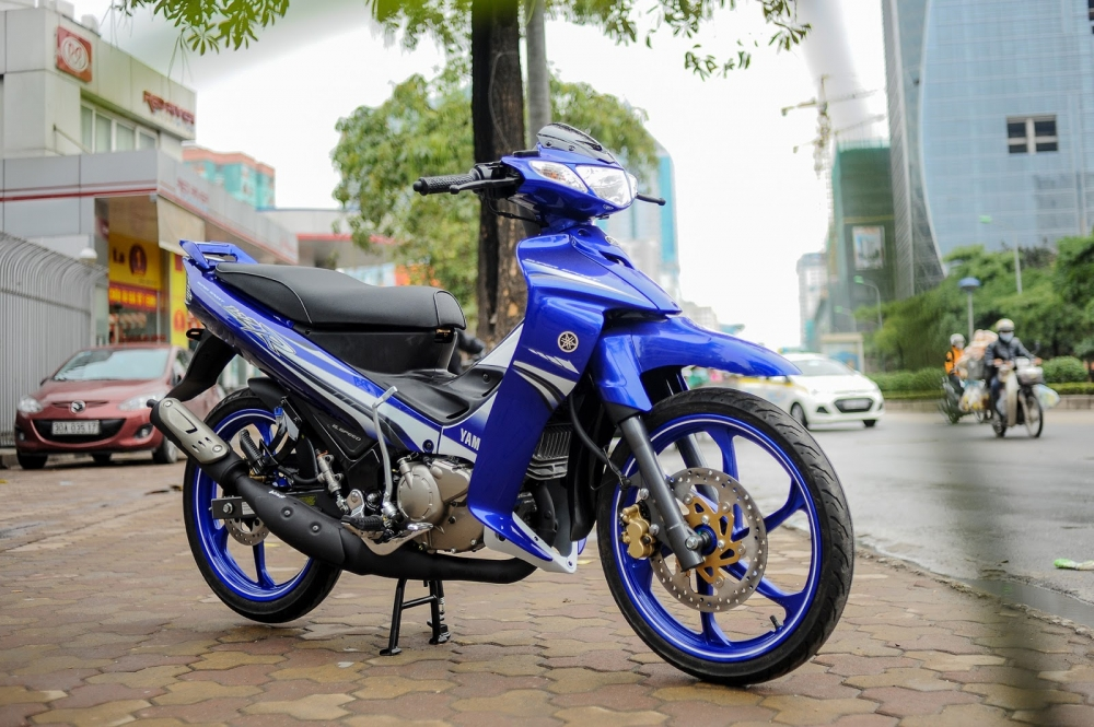 Yamaha 125ZR 2016 cuc chat - 4