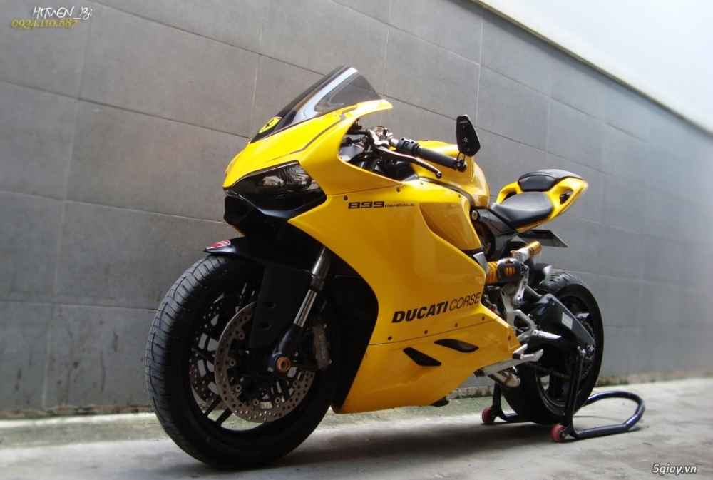 ___ Can Ban ___DUCATI 899 Panigale ABS___