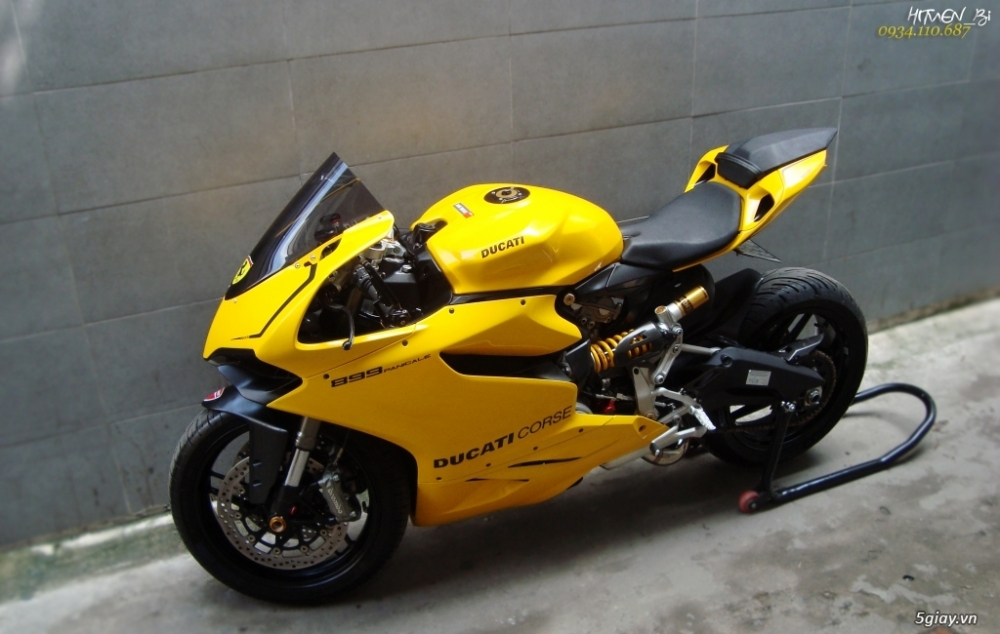 ___ Can Ban ___DUCATI 899 Panigale ABS___ - 3