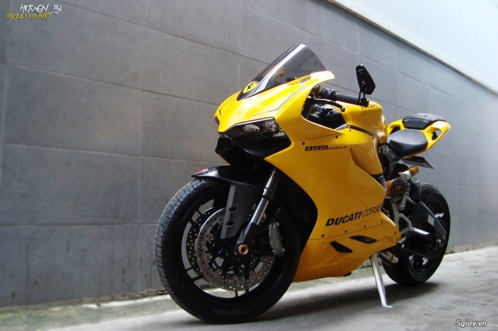 ___ Can Ban ___DUCATI 899 Panigale ABS___ - 5