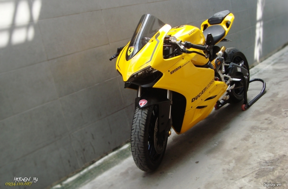 ___ Can Ban ___DUCATI 899 Panigale ABS___ - 7