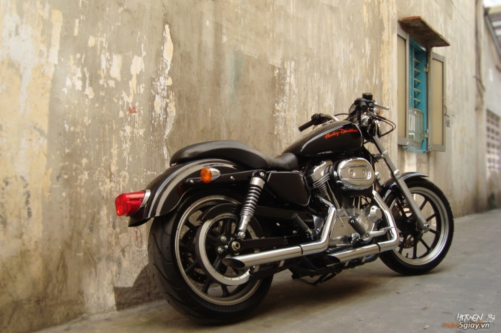 ___ Can Ban ___HARLEY DAVIDSON 883 Superlow 2014 ABS___ - 3