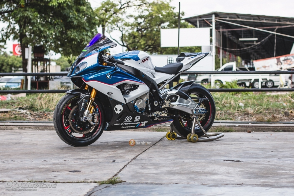 Ban do nua ty dong cho chiec BMW S1000RR 2016