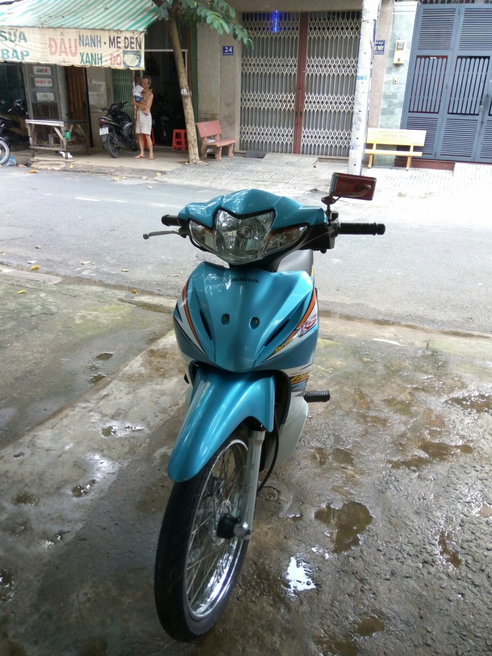 can ban xe Wave Rs s 110cc Honda chinh hang