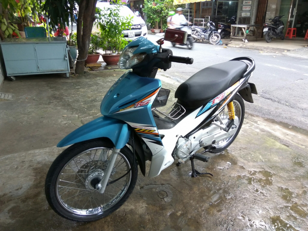 can ban xe Wave Rs s 110cc Honda chinh hang - 2