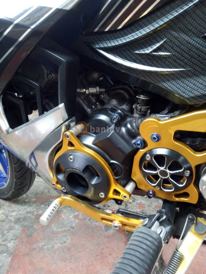 Clip Exciter 150 do max speed 155 kmh can canh chi tiet - 5