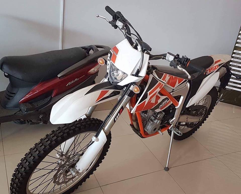 hang ngon ngot ktm freerider 350 new - 11