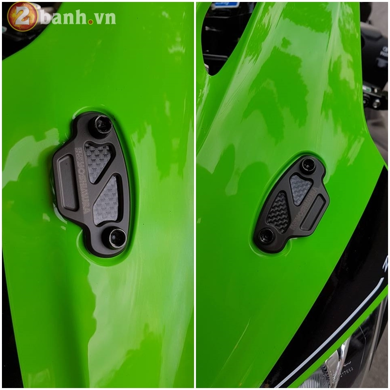 Kawasaki Ninja ZX10R 2016 cuc chat trong ban do day do hieu - 3