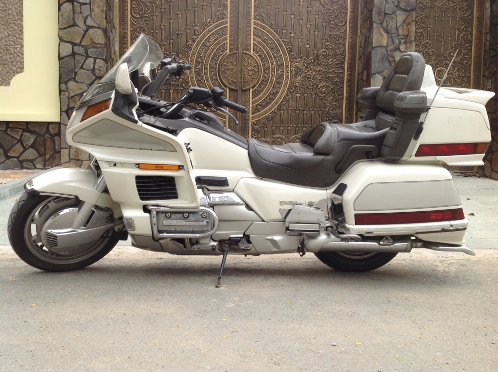 Ban honda goldwing gia tot - 3
