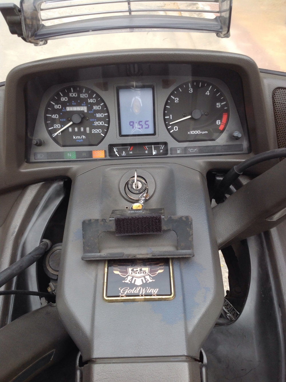 Ban honda goldwing gia tot - 7