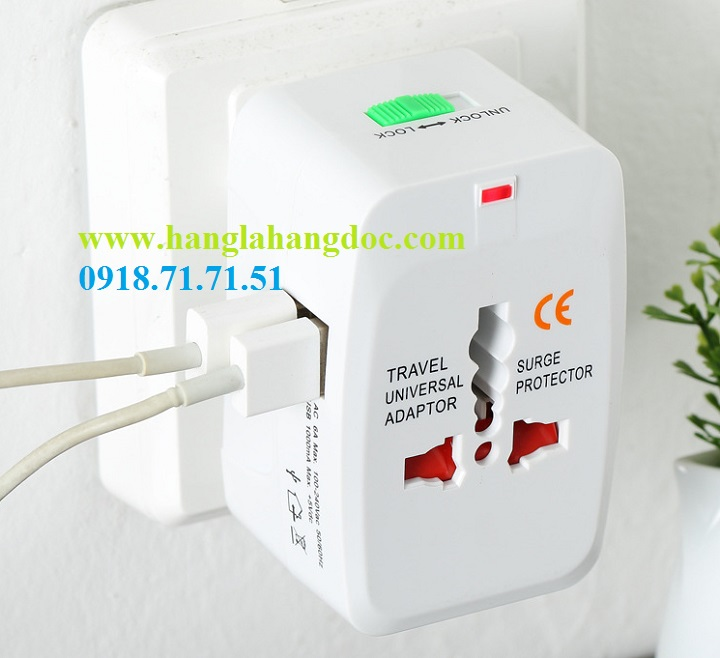 O cam da nang du lich co cong usb travel adapter gia re - 9