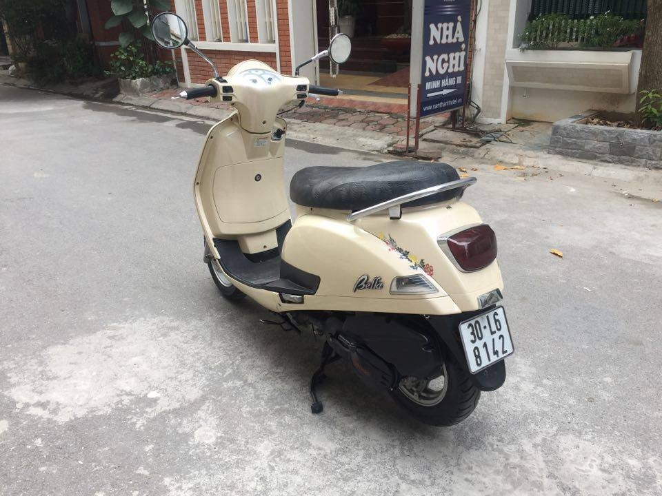 Suzuki Bella doi moi vang be bien 30L chinh chu nu it dung 12tr500 - 4