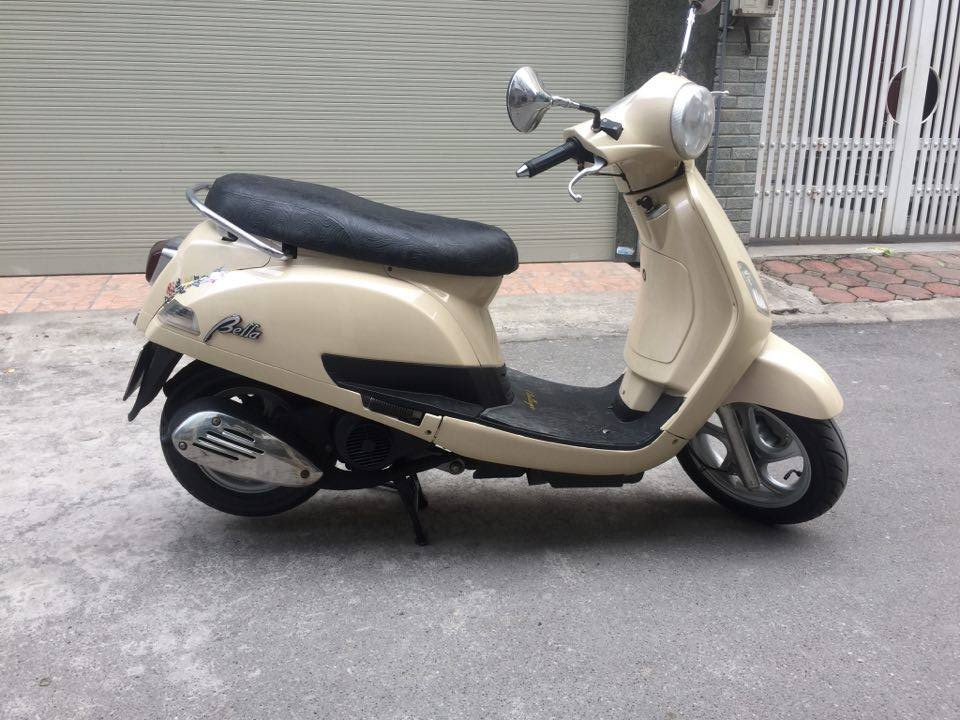 Suzuki Bella doi moi vang be bien 30L chinh chu nu it dung 12tr500 - 6