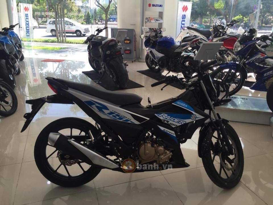 Suzuki Raider 150 Fi da co mat tai Dai Ly - 13