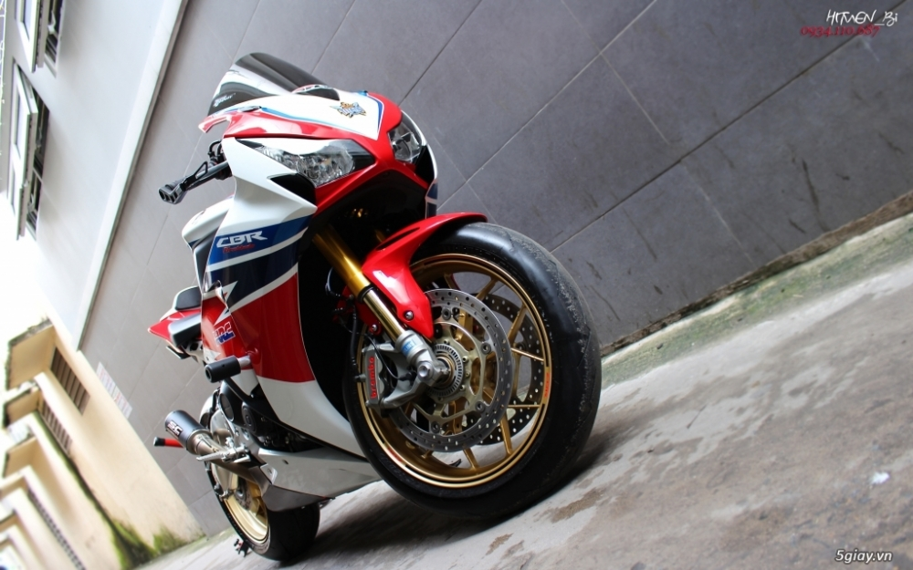 ___ Can Ban ___HONDA CBR1000RR HRC SP ABS 2015___