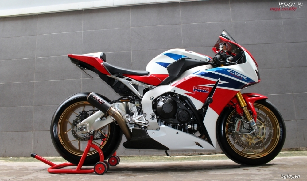 ___ Can Ban ___HONDA CBR1000RR HRC SP ABS 2015___ - 3