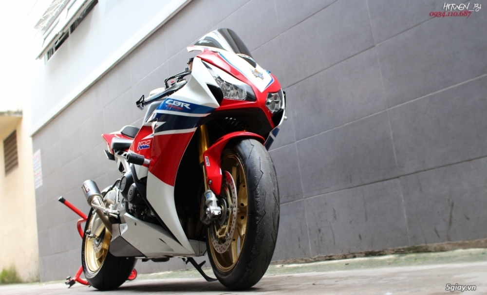 ___ Can Ban ___HONDA CBR1000RR HRC SP ABS 2015___ - 5