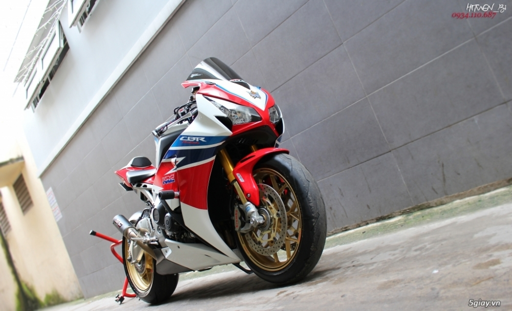___ Can Ban ___HONDA CBR1000RR HRC SP ABS 2015___ - 7