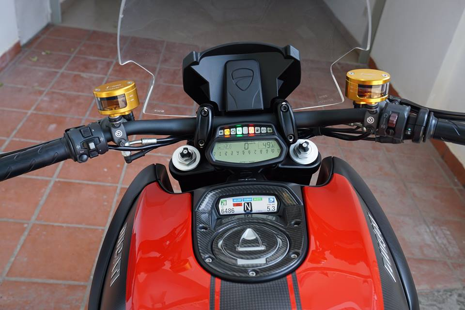 ducati diavel carbon abs 2015 - 5