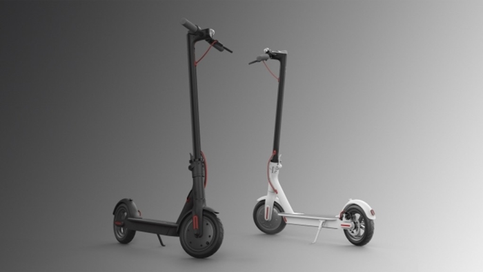 Mi Electric Scooter moi cua Xiaomi chay duoc 30 km voi toc do 25 kmh