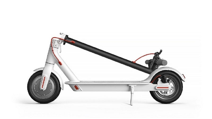 Mi Electric Scooter moi cua Xiaomi chay duoc 30 km voi toc do 25 kmh - 2