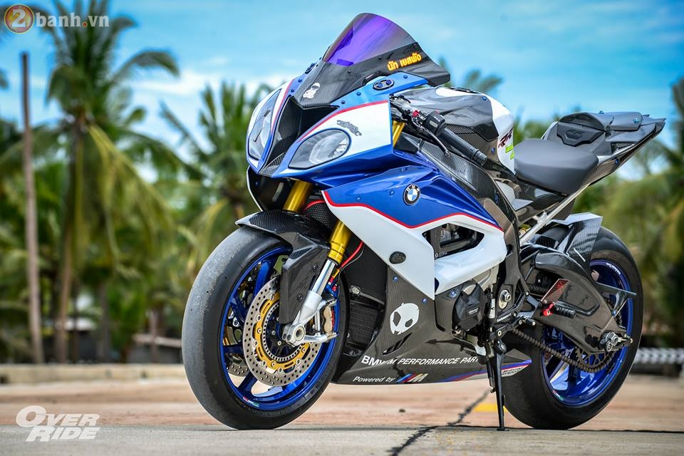 BMW S1000RR day me hoac trong ban do Sharks of brackish - 2