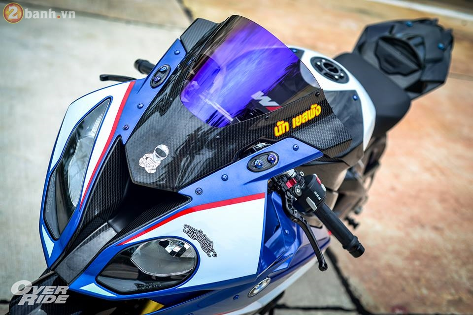 BMW S1000RR day me hoac trong ban do Sharks of brackish - 6