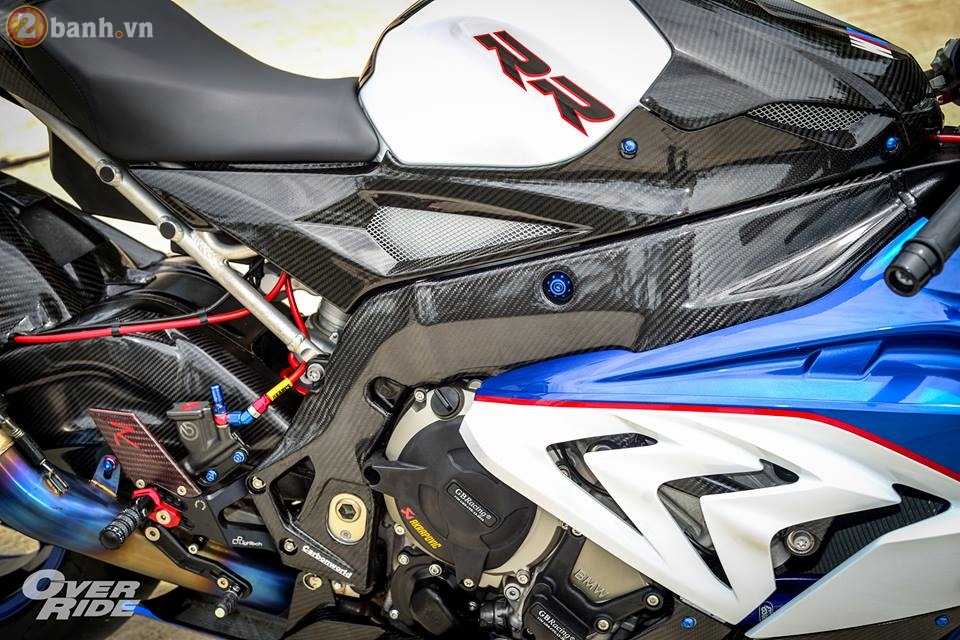 BMW S1000RR day me hoac trong ban do Sharks of brackish - 14