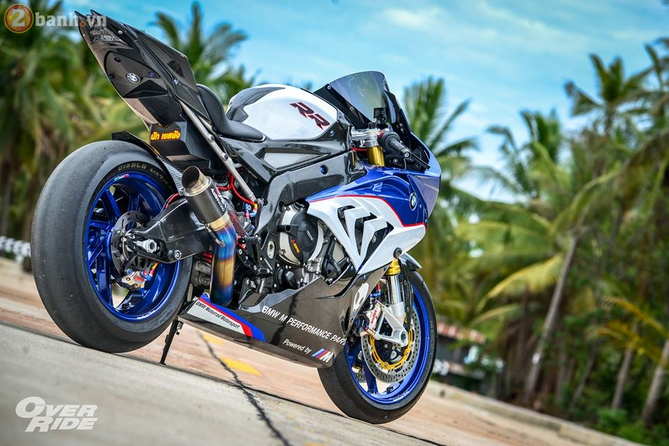 BMW S1000RR day me hoac trong ban do Sharks of brackish - 5