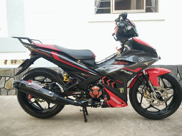 Exciter 150 RC don nhe ma ham ho