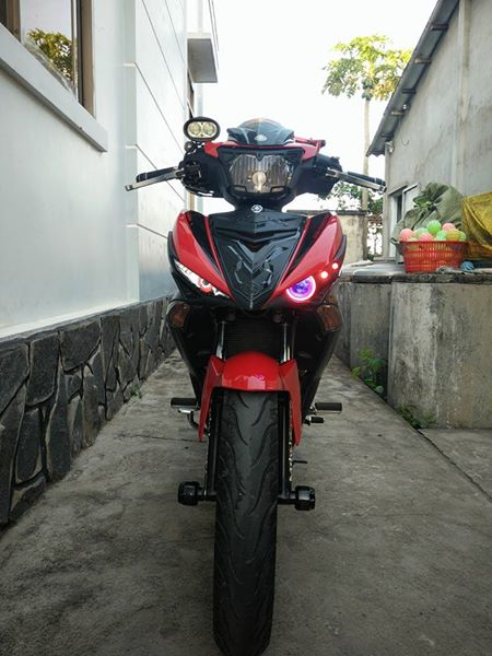 Exciter 150 RC don nhe ma ham ho - 3
