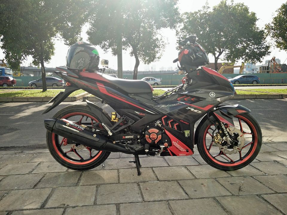 Exciter 150 RC don nhe ma ham ho - 5