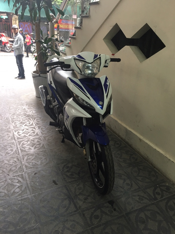 Ban Exciter GP 135cc doi chot may zin
