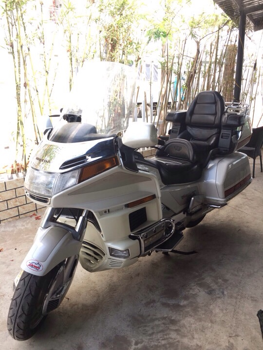 Bán Honda GoldWing