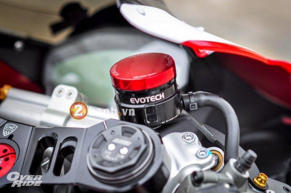 Ducati 899 Panigale do dep an tuong va chat den tung milimet - 3