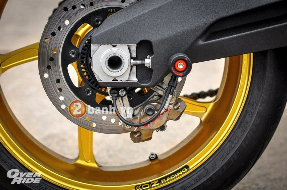 Ducati 899 Panigale do dep an tuong va chat den tung milimet - 12