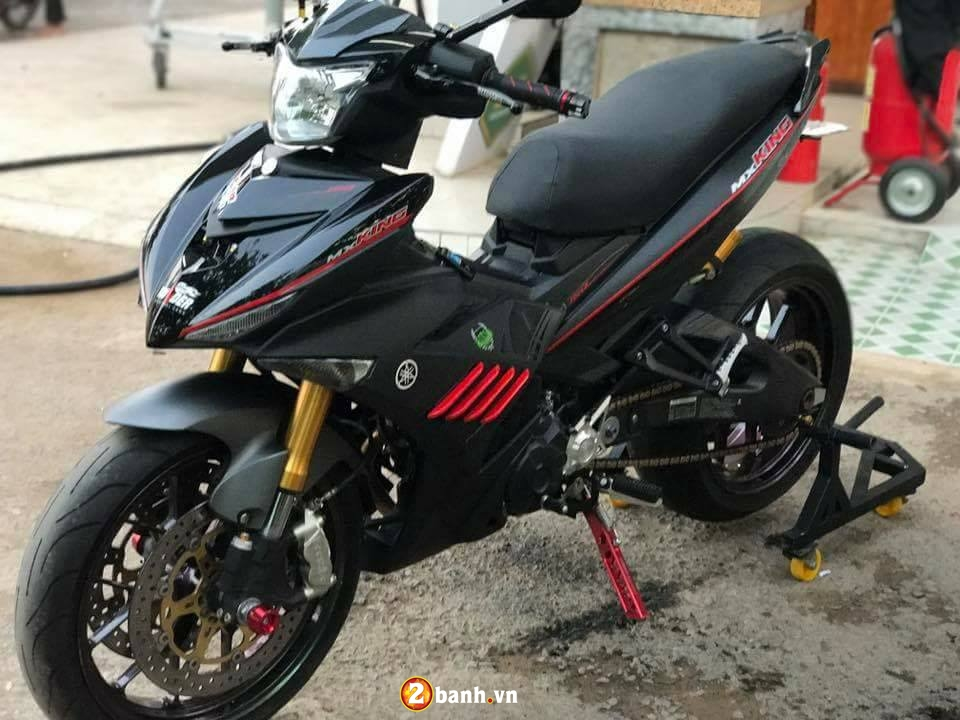Exciter 150 ban do banh beo day phong cach