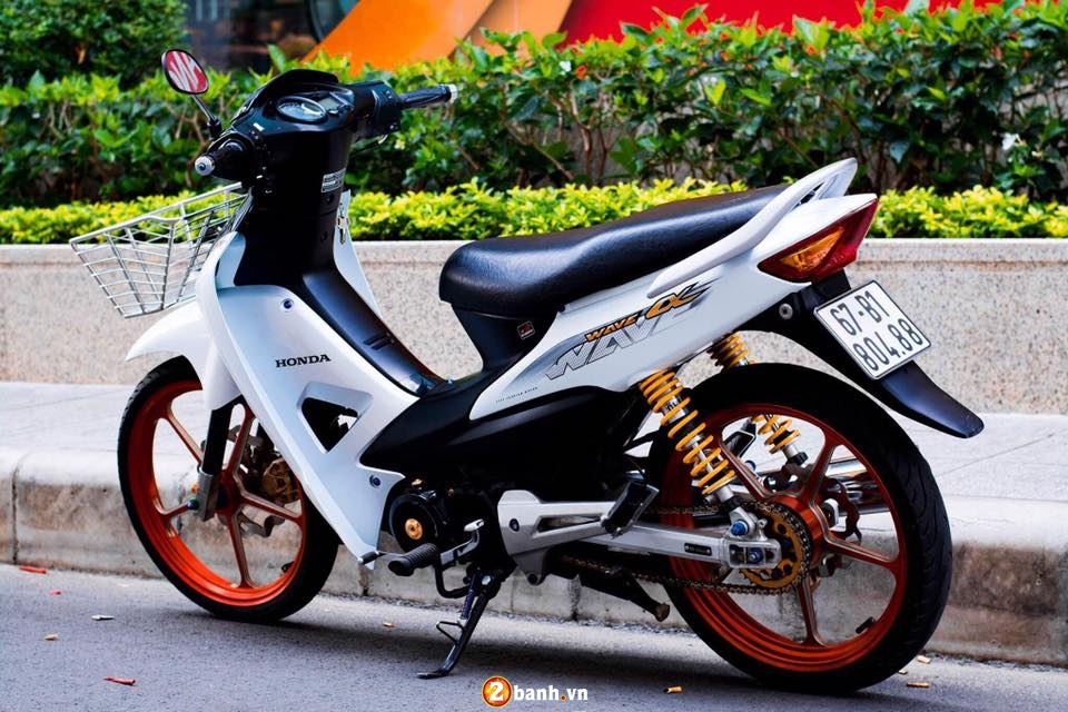 Honda Wave A ban do don gian cuc chat - 2