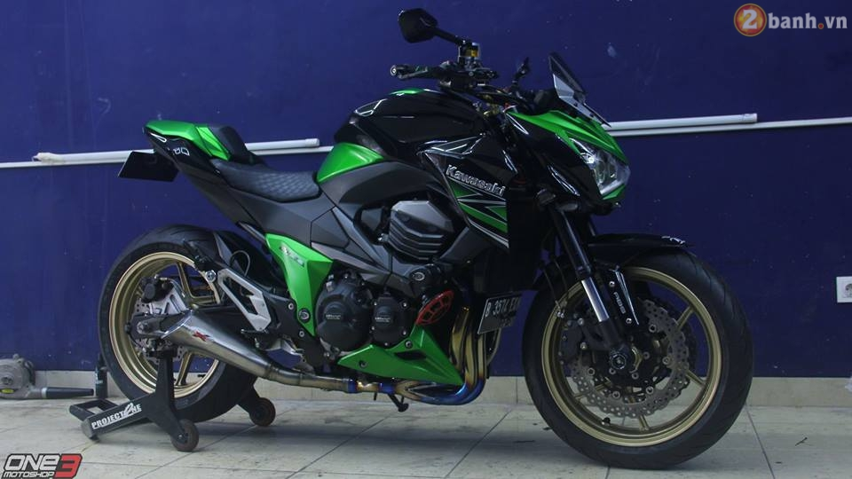Kawasaki Z800 do chat hon voi mot vai nang cap hang hieu - 3