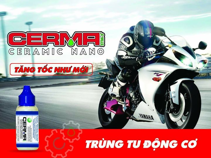 Phan Phoi Chat Xu Ly Dong Co Cerma Motorycle