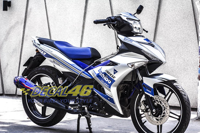 Tem trum Exciter 150 Brembo phong cach tai Decal 46