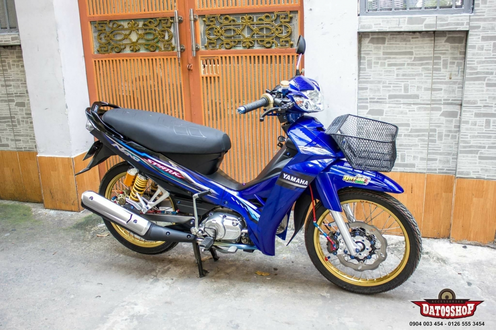 Yamaha Sirius sieu chat trong ban do dam chat Thai - 13