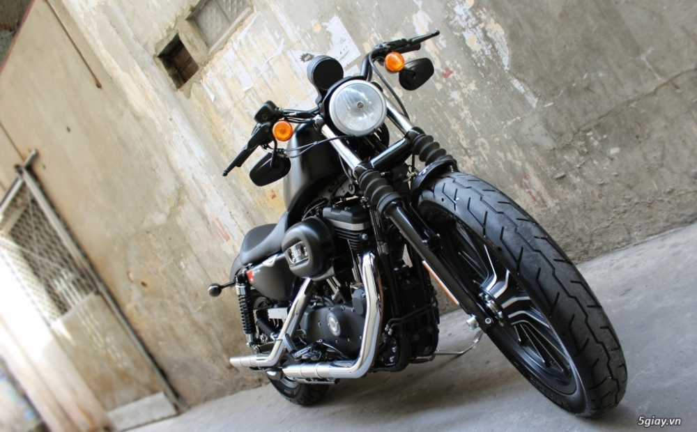 ___ Can Ban ___HARLEY DAVIDSON 883 Iron ABS 2016___