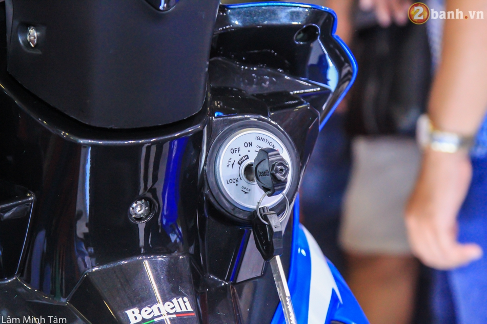 Can canh Benelli RFS 150 tai VMCS 2017 - 12
