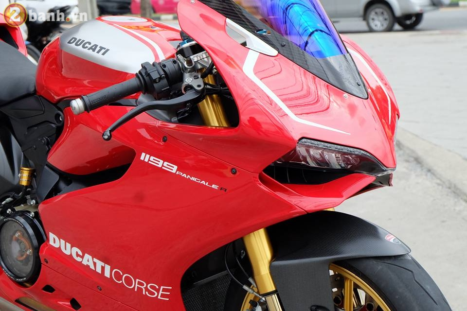 Ducati 1199 Panigale R von da dinh nay cang tuyet voi hon trong ban do cuc chat - 11